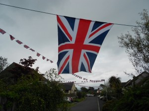 New Meadow Jubilee bunting