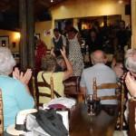 Flamenco dancers in Cadiz