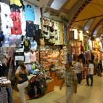 Inside the Grand Bazaar