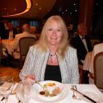 Formal dining in the Meridan Resturaunt