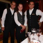 Edward, Anna & Nishi