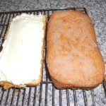Lemon Drizzle Cake With Lemon Buttercream Filling