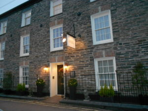 Padstow Townhouse - Paul Ainsworth At No.6 - Cockerpoo For My 60th Birthday