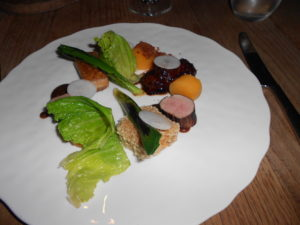 The Treby Arms Sparkwell Devon For My 60th Birthday Meal
